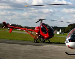 Hubschrauber-Rundflug - Mülheim an der Ruhr 20 Minuten