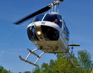 Hubschrauber-Rundflug Mukran