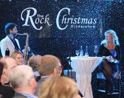 Dinner mal anders (Weihnachtsdinner Rock Christmas) - 4-Gänge-Menü - Hotel Restaurant Steverburg - Nottuln 4-Gänge-Menü