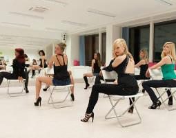 Lap Dance Workshop Professioneller Lap-Dance-Workshop für Frauen