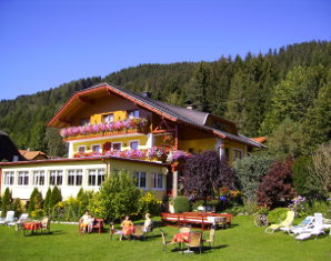 Zauberhafte Unterkünfte für Zwei Landhaus Pension Holle - Millstätter See Erlebniscard