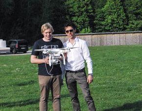 Drohnen-Workshop - Schnupperkurs für Einsteiger - 2,5 Stunden 2,5 Stunden