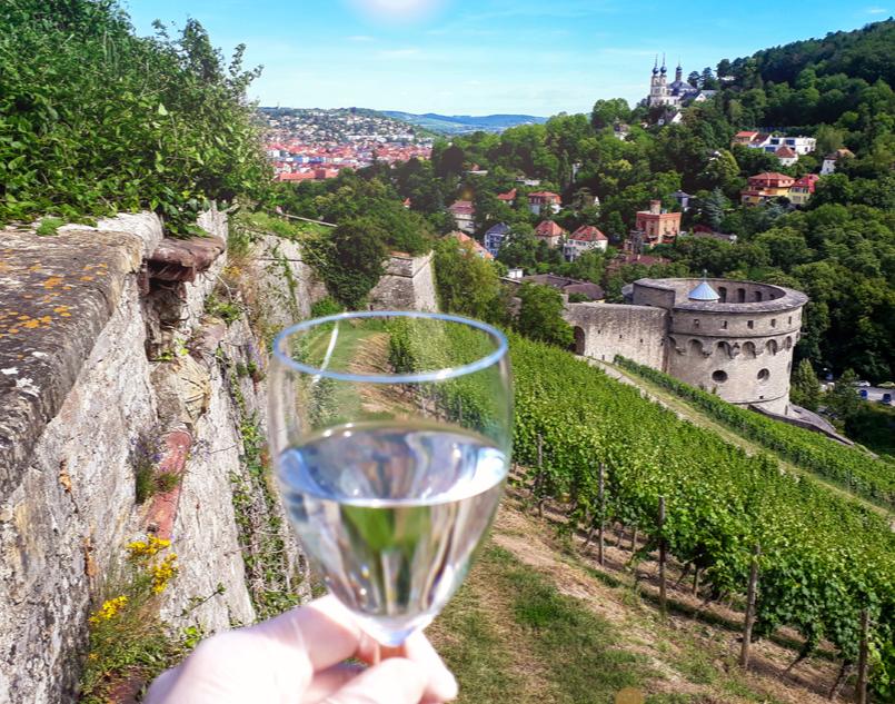 Weinberg-Rallye & Weinverkostung Weinverkostung und Rallye