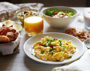 Frühstückszauber für Zwei Frühstücksbuffet, inkl. Prosecco, Säfte und Heißgetränke