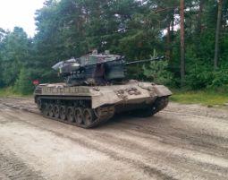 Panzer fahren Fürstenau