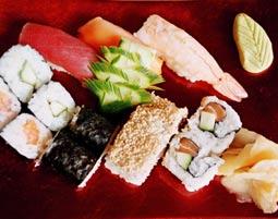 Sushi-Kochkurs  Düsseldorf inkl. Getränke