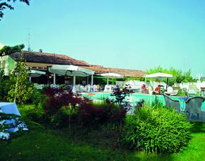 Kurzurlaub inkl. 30 Euro Leistungsgutschein - Relais Villa Roncuzzi - Russi nahe Ravenna Relais Villa Roncuzzi