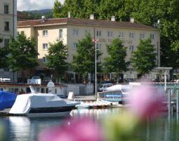 Romantikwochenende Hôtel Touring au Lac