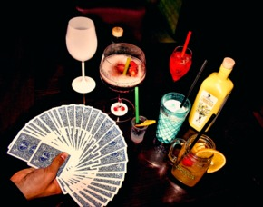 Cocktailmagic Verköstigung von 5 Cocktails