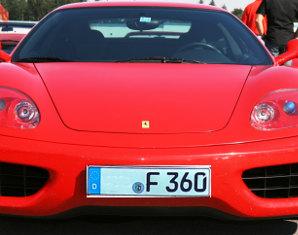 Ferrari selber fahren - Ferrari F360 Spider - 60 Minuten Ferrari F360 Spider - 50 Minuten
