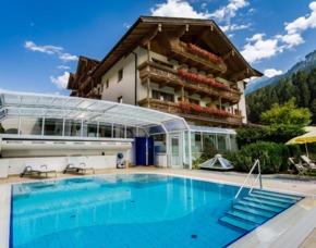 Wellnesshotels (nur Frühstück) - 2 ÜN - Mayrhofen Gutshof Zillertal - Frühstück, Wellnessgutschein