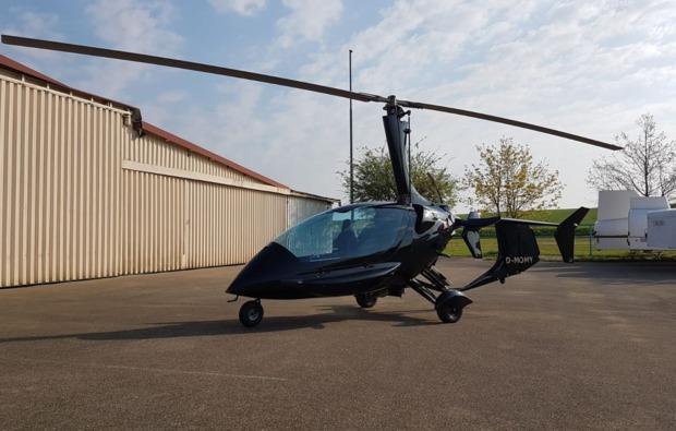 tragschrauber-fliegen-wuerselen-gyrocopter