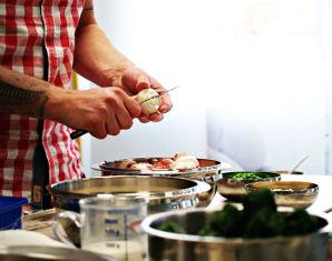 Kochen für Anfänger Darmstadt