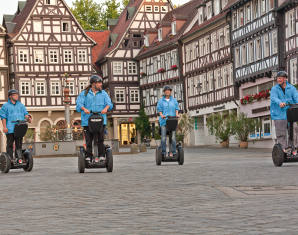 Segway City Tour Esslingen