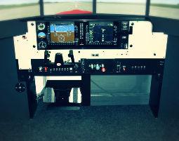 Flight Simulator Dortmund Cessna 182 - 90 Minuten