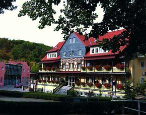 Kurzurlaub inkl. 80 Euro Leistungsgutschein - Kurhotel Bad Suderode - Quedlinburg Kurhotel Bad Suderode