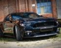 Bild Ford Mustang fahren - Scharfe Kurven, hohe Drehzahl, volle Power – beim Ford Mustang Fahren!