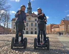 Segway City Tour Lüneburg