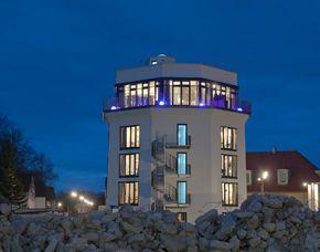 Kurzurlaub - Studio - 2 ÜN Hotel im Bunker