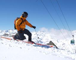 Telemarkkurs  für Anfänger Garmisch-Partenkirchen Anfängerkurs - ca. 5 Stunden