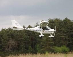 Flugzeug Rundflug Schwandorf 30 Minuten
