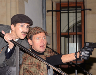 Das Kriminaldinner Meyers Speis & Trank Meyers Speis & Trank – 3-Gänge-Menü