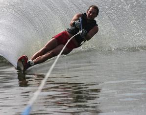 Bild Wasserski fahren - Auf Brettern, die die Welt bedeuten