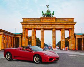 Ferrari fahren Düsseldorf