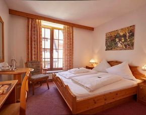Kurzurlaub - 2 ÜN Hotel der Löwen oder Haus Goethe - Konuskarte