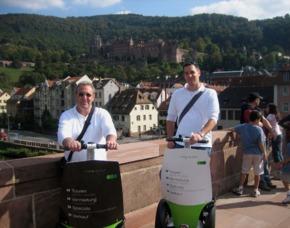 Segway Tour Heidelberg Heidelberg inkl. Besichtigung lokaler Sehenswürdigkeiten - Ca. 2,5 Stunden