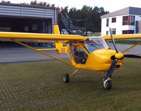 Flugzeug-Rundflug - Ultraleichtflugzeug - 30 Minuten Ultraleichtflugzeug - 30 Minuten