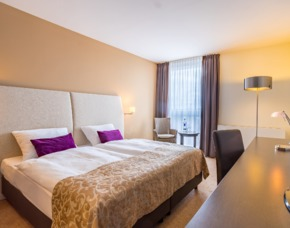 Kurzurlaub in München mit GOP Varieté für 2 - 2 ÜN - Rilano Hotel München Rilano Hotel - 3-Gänge-Menü