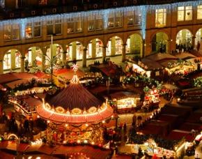 Weihnachtsmarkt Kurztrip - 1ÜN - Dresden AZIMUT Hotel Dresden – Glühwein, Betthupferl