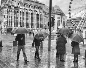 Street-Photography - Düsseldorf ca. 2,5 Stunden