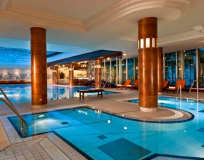 Entspann dich Blu - Radebeul Radisson Blu Park Hotel & Conference Centre – 3-Gänge-Menü