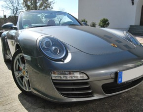 Porsche 911 Tagesmiete - Empfingen Porsche 911 – 1 Tag