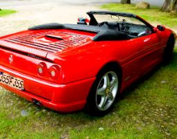 Ferrari fahren Taucha