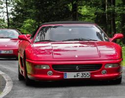 Ferrari selber fahren - Ferrari F355 Spider - 50 Minuten Ferrari F355 Spider - 50 Minuten