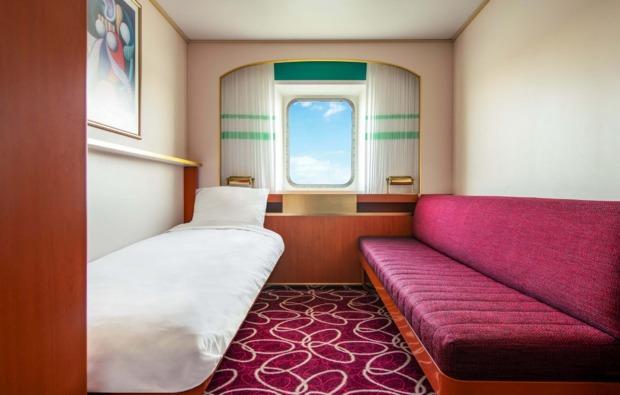 mini-kreuzfahrt-stockholm-riga-kabine