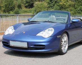 Porsche 911 fahren - Reichelsheim Porsche 911 – 60 Minuten mit Instruktor