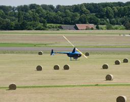 Hubschrauber-Privatrundflug - 60 Minuten 60 Minuten