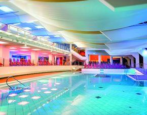 Thermen & SPA-Hotels - 1 ÜN - Bad Hofgastein Johannesbad Hotel Palace - Abendessen, Eintritt Alpentherme