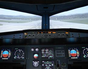 Flugsimulator - A320 - 60 Minuten Airbus A320 - 60 Minuten