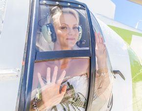 Hochzeits-Rundflug Trebbin