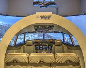 3D-Flugsimulator Schweinfurt