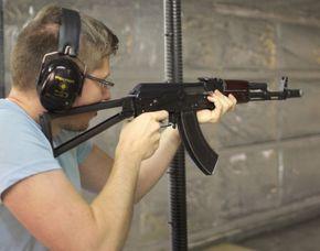 Schießtraining - Kurzwaffen und Langwaffen Schießtraining mit Pistolen und Gewehren – 60 Minuten