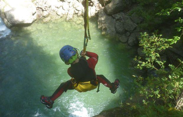 canyoning-tour-blaichach-adrenalinkick