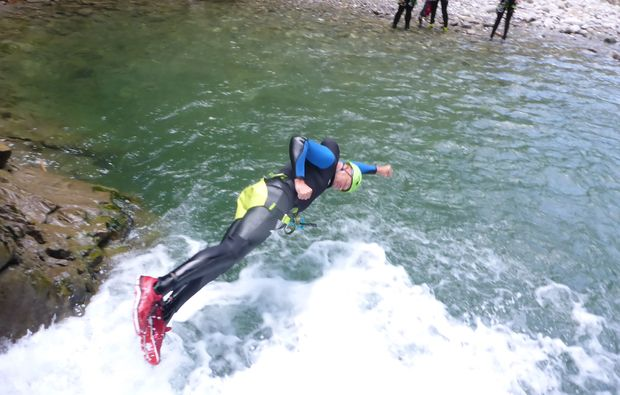 canyoning-tour-blaichach-fun