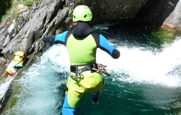 canyoning-tour-blaichach-spass