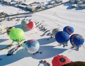 Ballonfahrt - Oldenburg 60-90 Minuten
